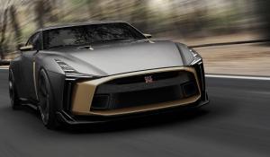 Στη παραγωγή το Nissan GT-R50 by Italdesign