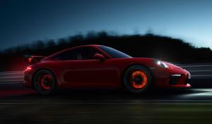 Με turbo κινητήρα 550 ίππων η νέα Porsche 911 GT3