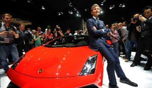 Στην Audi το αφεντικό της Lamborghini