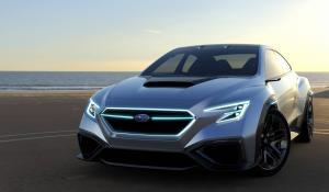 Έτσι θα μοιάζει το νέο Subaru WRX