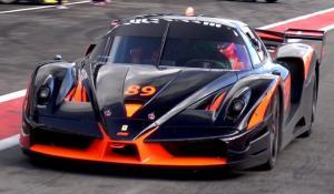 Ακούστε τον επικό ήχο της Ferrari FXX Evoluzione