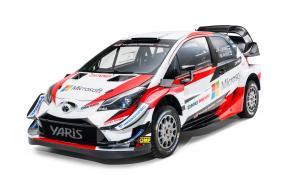 Το νέο Yaris WRC από την Toyota Gazoo Racing