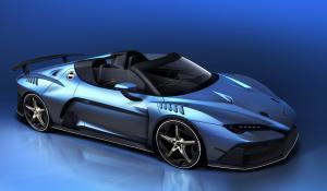 Στην έκθεση Γενεύης το Italdesign Zerouno Roadster