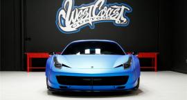 Δημοπρατείται η Ferrari 458 Italia του Justin Bieber