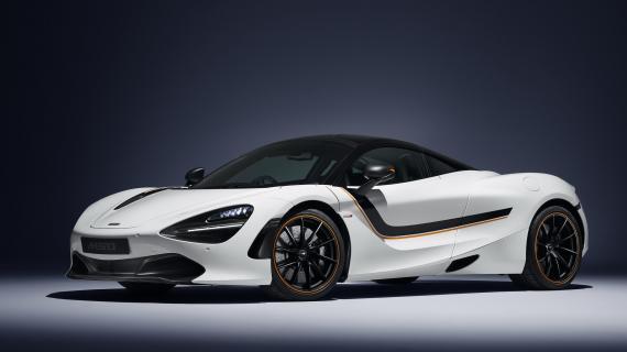 McLaren 720S Track Theme και 720S Pacific Theme από την MSO