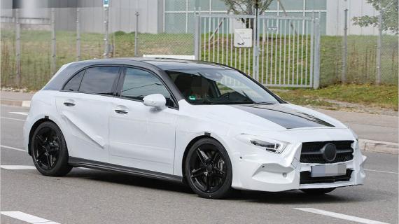 Ετσι θα είναι η Mercedes A – class της επόμενης γενιάς